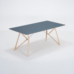 Tink table | 180x90x75 | linoleum | Dining tables | Gazzda