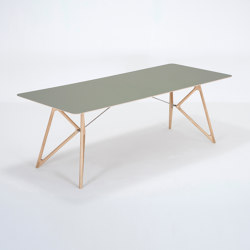 Tink table | 220x90x75 | linoleum | Dining tables | Gazzda