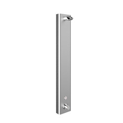CONGENIAL shower element stainless steel | Shower controls | CONTI+
