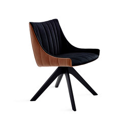 Rubie | Armchair Low | Chairs | FREIFRAU MANUFAKTUR