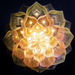 Lotus Mandala - 1000 C | Ceiling lights | Willowlamp