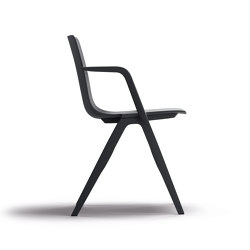 A-Chair 9709/A | Chairs | Brunner
