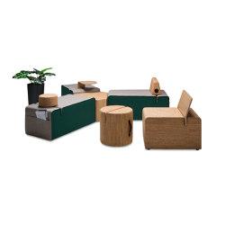 Rahn | Sitzbänke | Standard