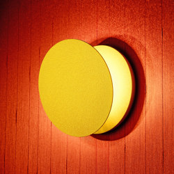 millelumen circles wall goldgiimmer | Wall lights | Millelumen