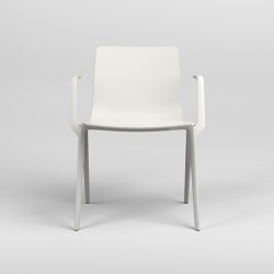 A-Chair 9709/A | Sillas | Brunner
