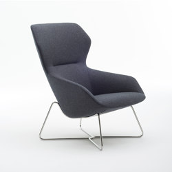 ray  lounge 9242 | Armchairs | Brunner