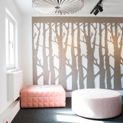 BuzziFalls | Wall panels | BuzziSpace