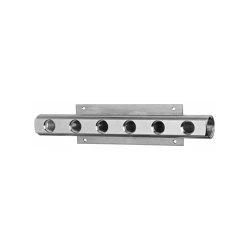 Sense 22 mm 6-way distributor for rain shower | Bathroom taps accessories | CONTI+