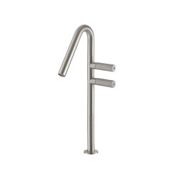 Sense 22 mm two-lever basin mixer 390, one-side | Wash basin taps | CONTI+