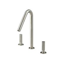 Sense 22 mm basin mixer 310, two separate lever | Wash basin taps | CONTI+