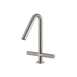 Sense 22 mm two-lever kitchen tap, both-sides | Wash basin taps | CONTI+