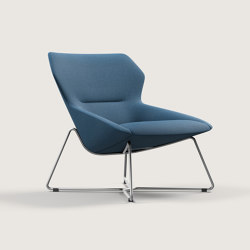 ray  lounge 9244 | Armchairs | Brunner