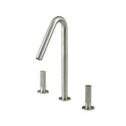 Sense 22 mm basin mixer 340, two separate lever | Wash basin taps | CONTI+