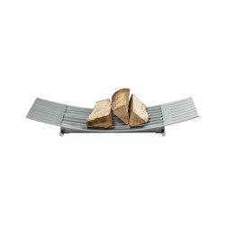 Log Holder 3   Fireplace accessories   conmoto