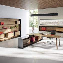 Outline | Wall storage systems | Fantoni