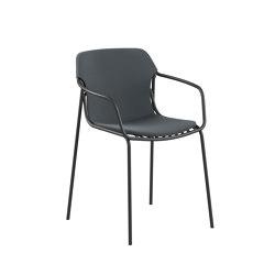 crona steel 6340 | Chairs | Brunner