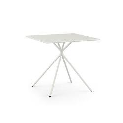 crona steel 6394 | Bistro tables | Brunner