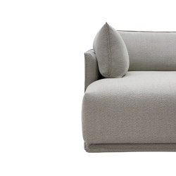 Max 250 Sofa with Corner Back Cushion | Sofás | SP01