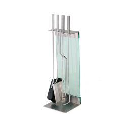 Teras Companion Set | Accessoires cheminée | conmoto