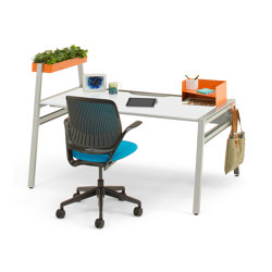 Bivi Desk | Desks | Steelcase