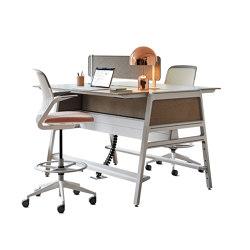 Bivi Bench | Desks | Steelcase