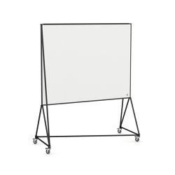 DT-Line Whiteboard M | Flip charts / Writing boards | System 180