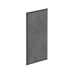 DT-Line WallRail | Flip charts / Writing boards | System 180