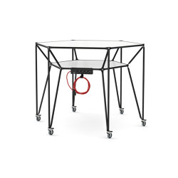 DT-Line Table T6 | Standing tables | System 180