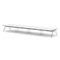 Table K64-16 | Tavoli contract | System 180