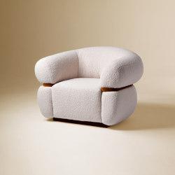 Malibu armchair | Armchairs | Dooq