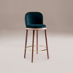 Alma bar chair | Sgabelli bancone | Dooq