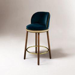 Alma bar chair | Barhocker | Dooq