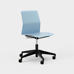 Leia | Office chairs | Kinnarps