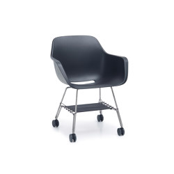 Captain's Rolling Chair with storage net   Chairs   extremis