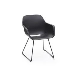 Captain's Sliding Chair | Stühle | extremis