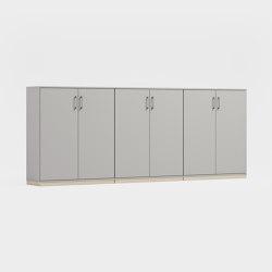 Space | Cabinets | Kinnarps