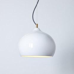 Super White Medium | Suspended lights | Hand & Eye Studio