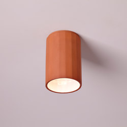 Gooseberry Ceiling (Raw Terracotta) | Lampade plafoniere | Hand & Eye Studio