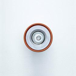 Terra Spot | Lampade parete incasso | Hand & Eye Studio