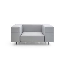 Walrus Club Chair | Sessel | extremis