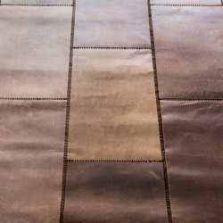 LeatheRrug NEW brown | Rugs | massimo copenhagen