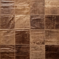 LeatheRrug Brown | Rugs | massimo copenhagen