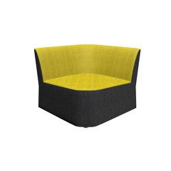 Club-DR | Modular seating elements | LD Seating
