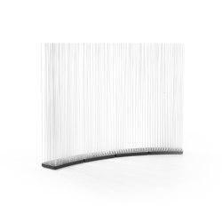 Sticks curved | Pannelli frangivista | extremis