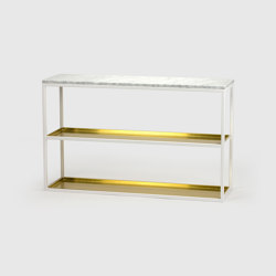 Console table 11, 2 level | Console tables | Scherlin