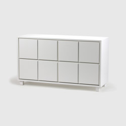 Drawer 6, White | Sideboards | Scherlin