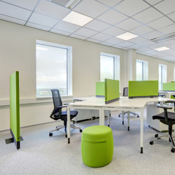Fe Screens | Sound absorbing table systems | Standard