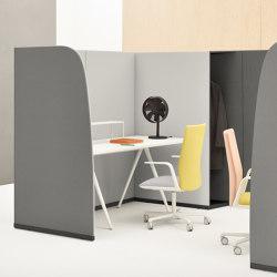 Paravan | Sound absorbing architectural systems | Arper