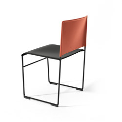 Stacy | Chairs | Arper