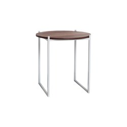 Lulu Walnut | Side tables | JOHANENLIES